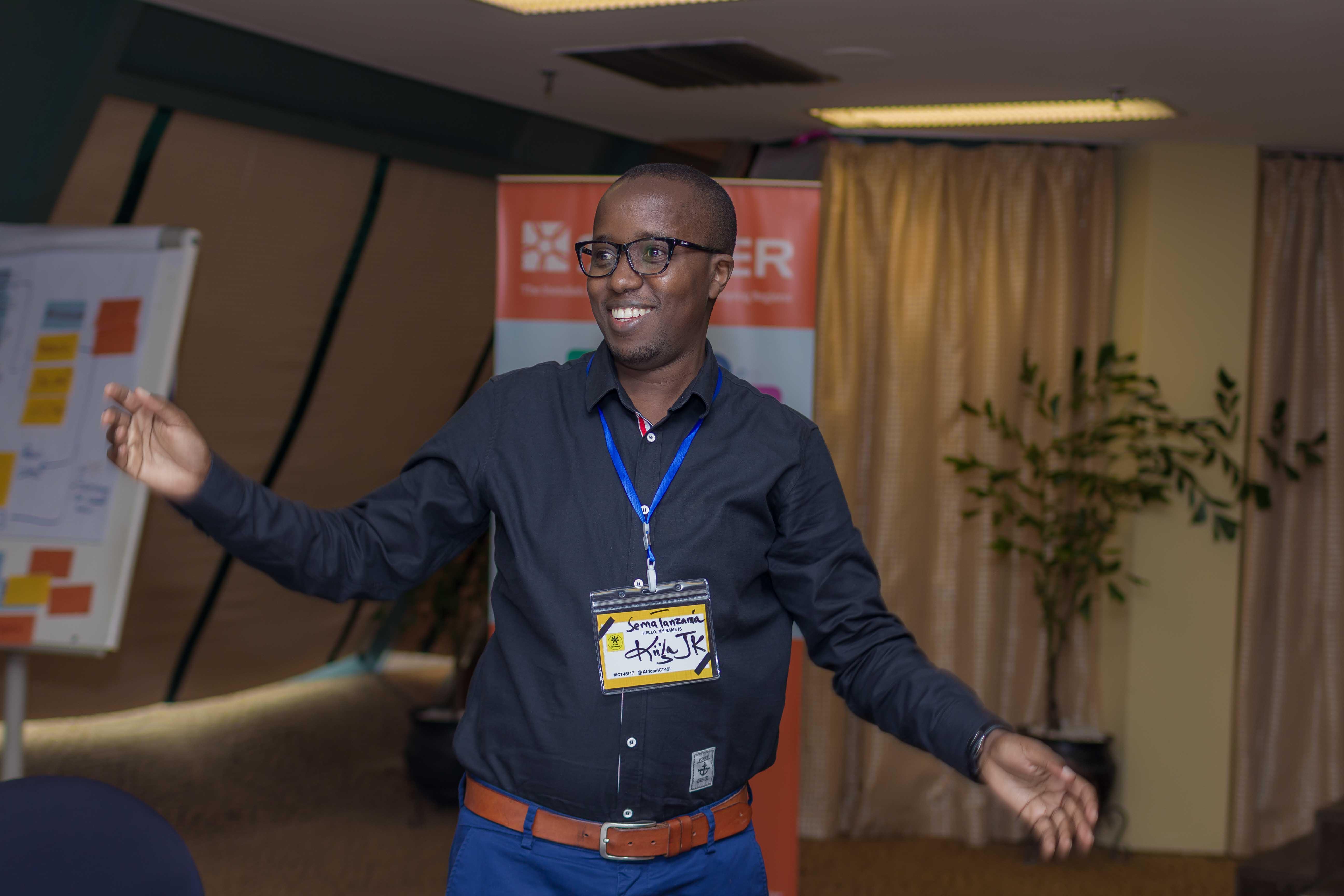 Kiiya JK East Africa Network Lead